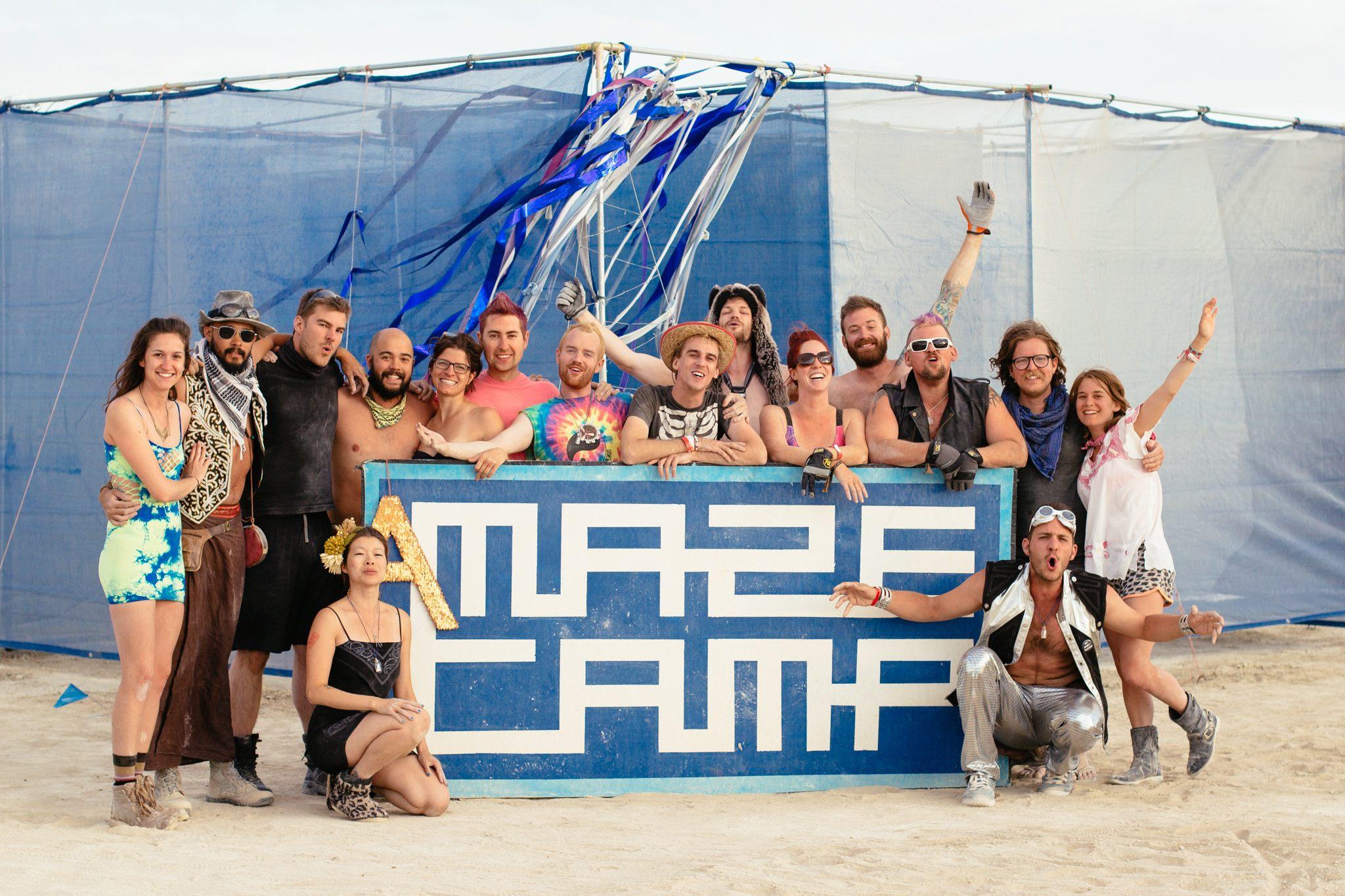 Amazecamp Group Photo