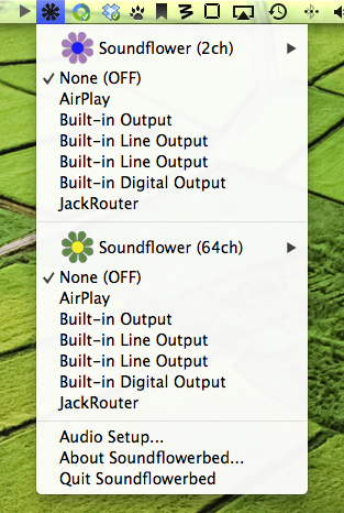 Soundflowerbed